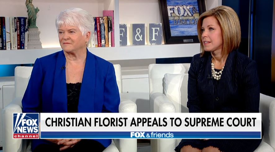 Creative And Academic Freedom Under Threat From Religious: Christian Florist Could Lose Everything